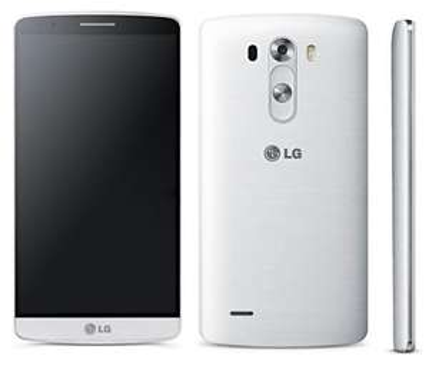 Sam's Club: LG G3 blanco