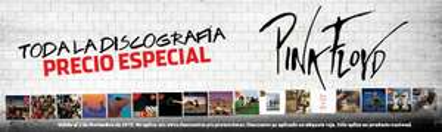 Mix up online: discografía de Pink Floyd a precio especial