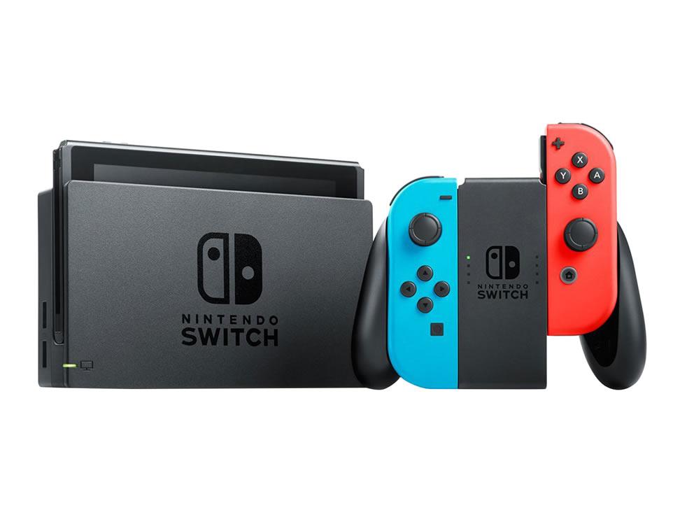 Suburbia: Consola Nintendo Switch ($5714 con primera compra tarjeta Suburbia)