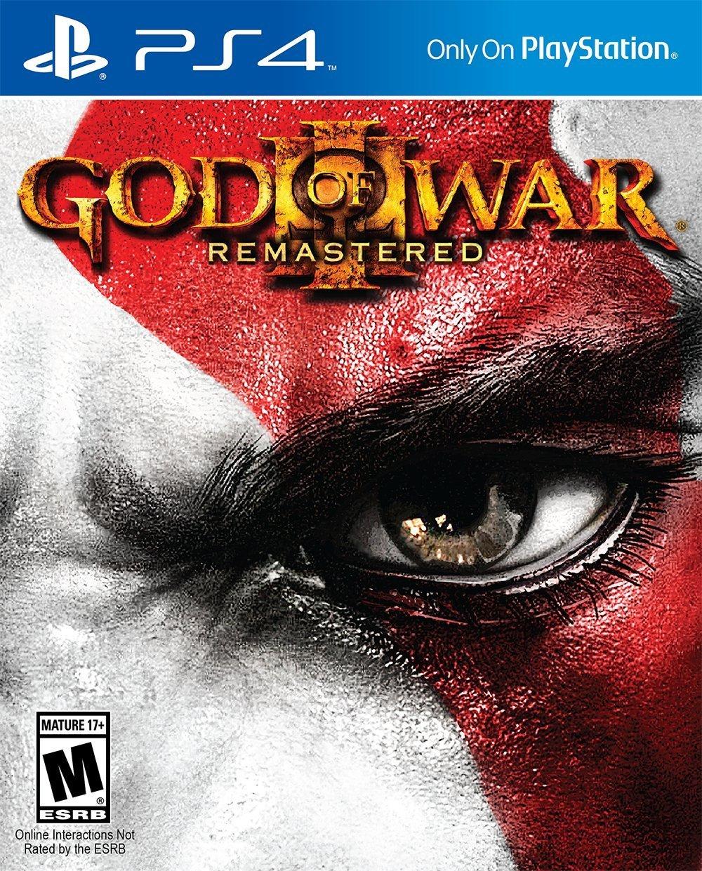 AMAZOM MX: God of war 3 remastered