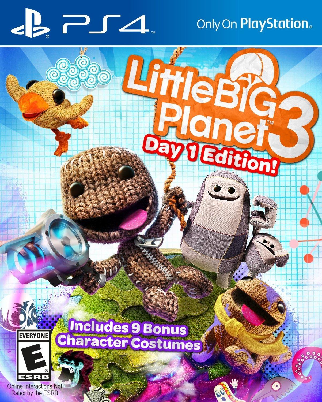 AMAZON: Little Big Planet 3 - PlayStation 4