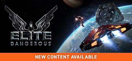 Steam: Elite Dangerous simulador espacial de 900 a 216 pesos.