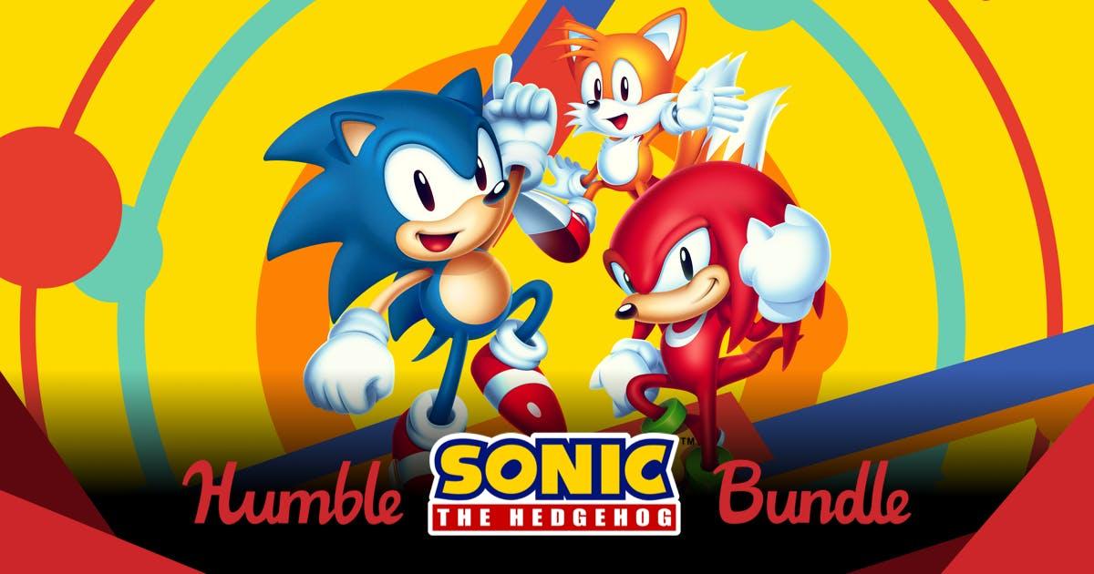 Humble Bundle: Sonic Bundle - Steam
