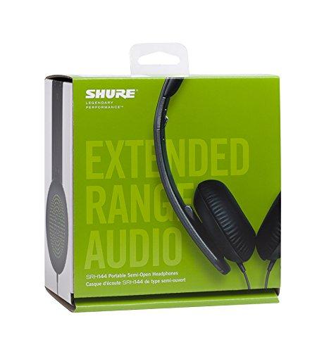 Amazon: Audífonos Portátiles Shure SRH144