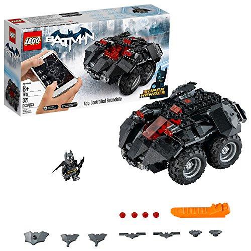 Amazon: Lego Batimovil a Control remoto de $2,000 a $1259