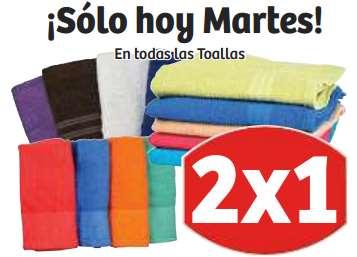 Soriana: 2x1 en toallas y 30% de descuento en brassieres y boxers