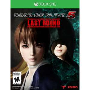 Game Planet: DEAD OR ALIVE LAST ROUN XBOX ONE