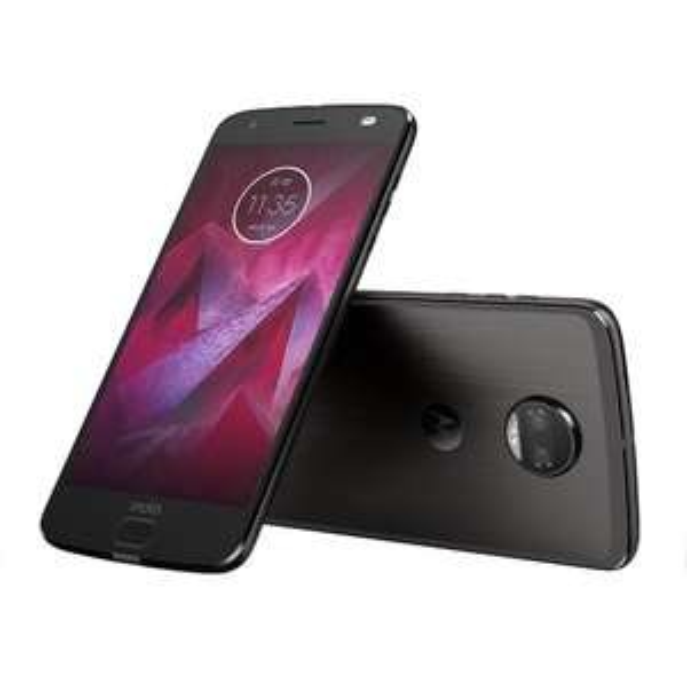 Walmart: Smartphone Motorola Moto Z2 Force 64 GB Negro Desbloqueado