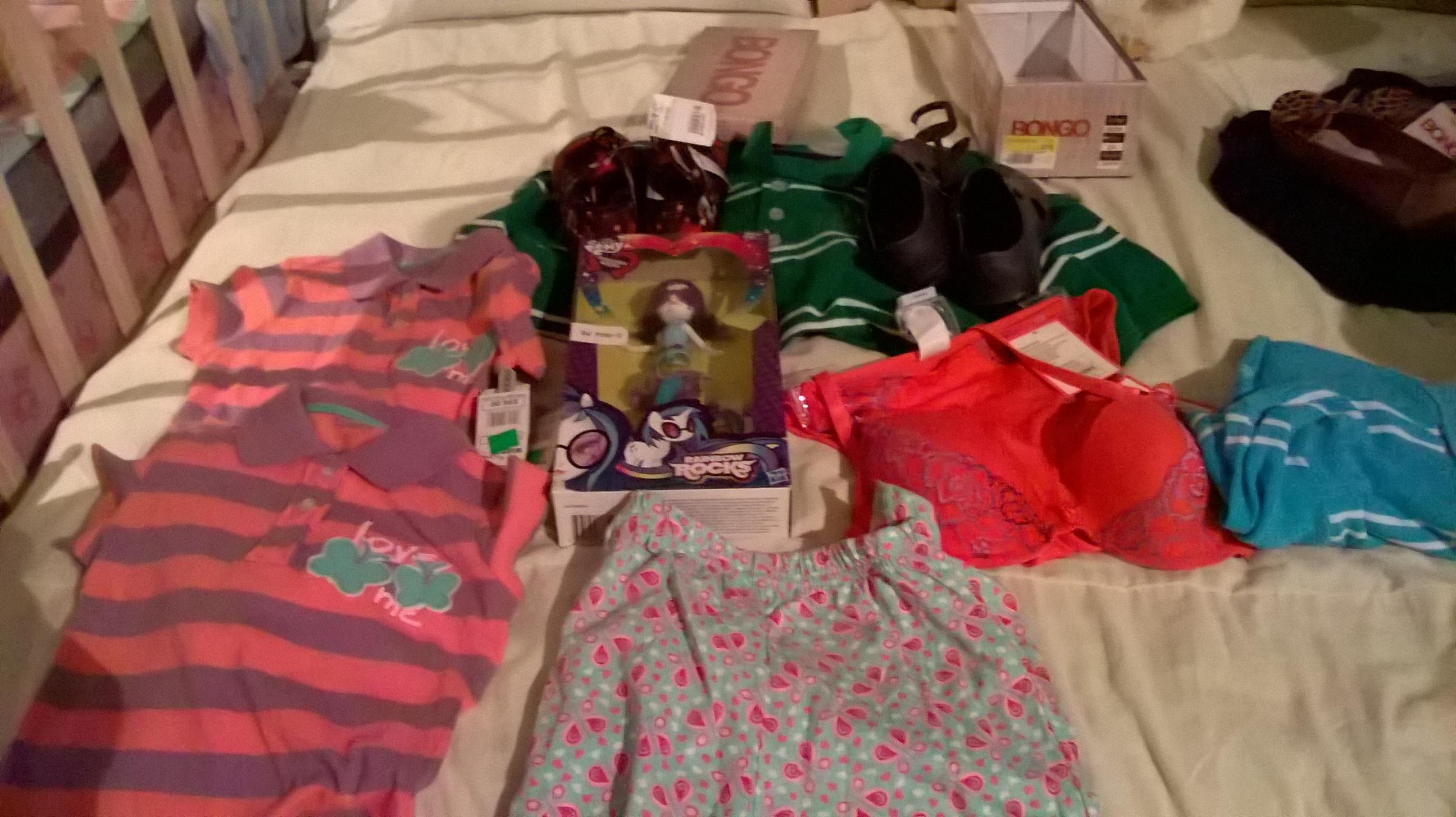 Walmart: ropa de niña y para toda la familia desde $10