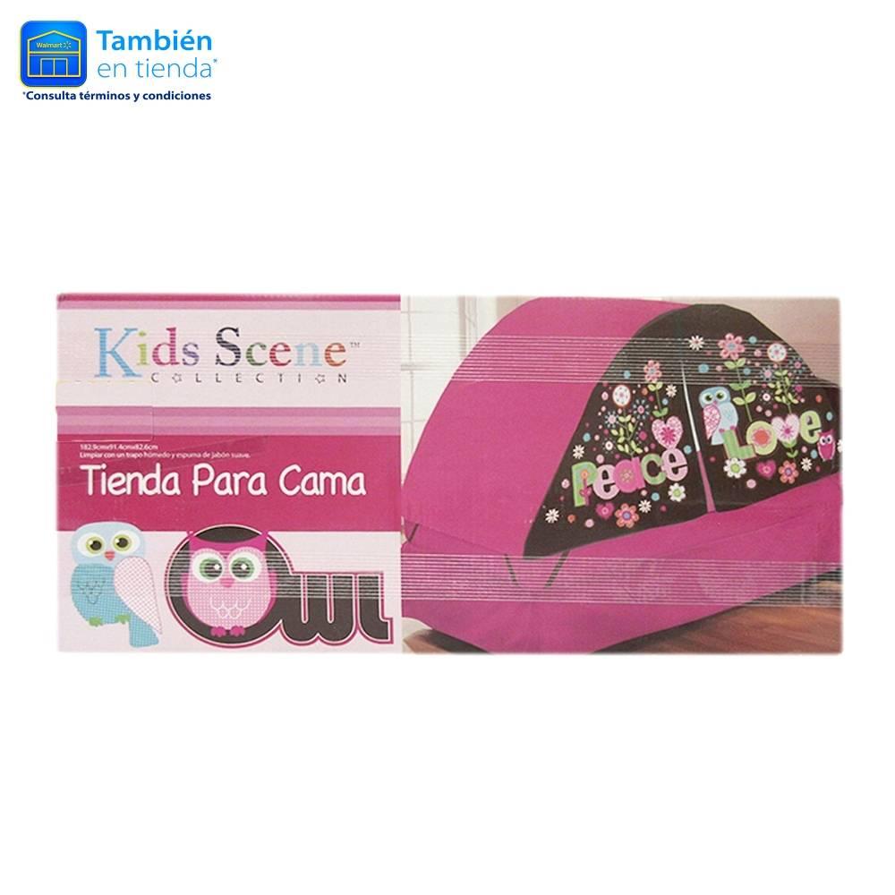 Walmart online: Tienda para cama Kids Scene