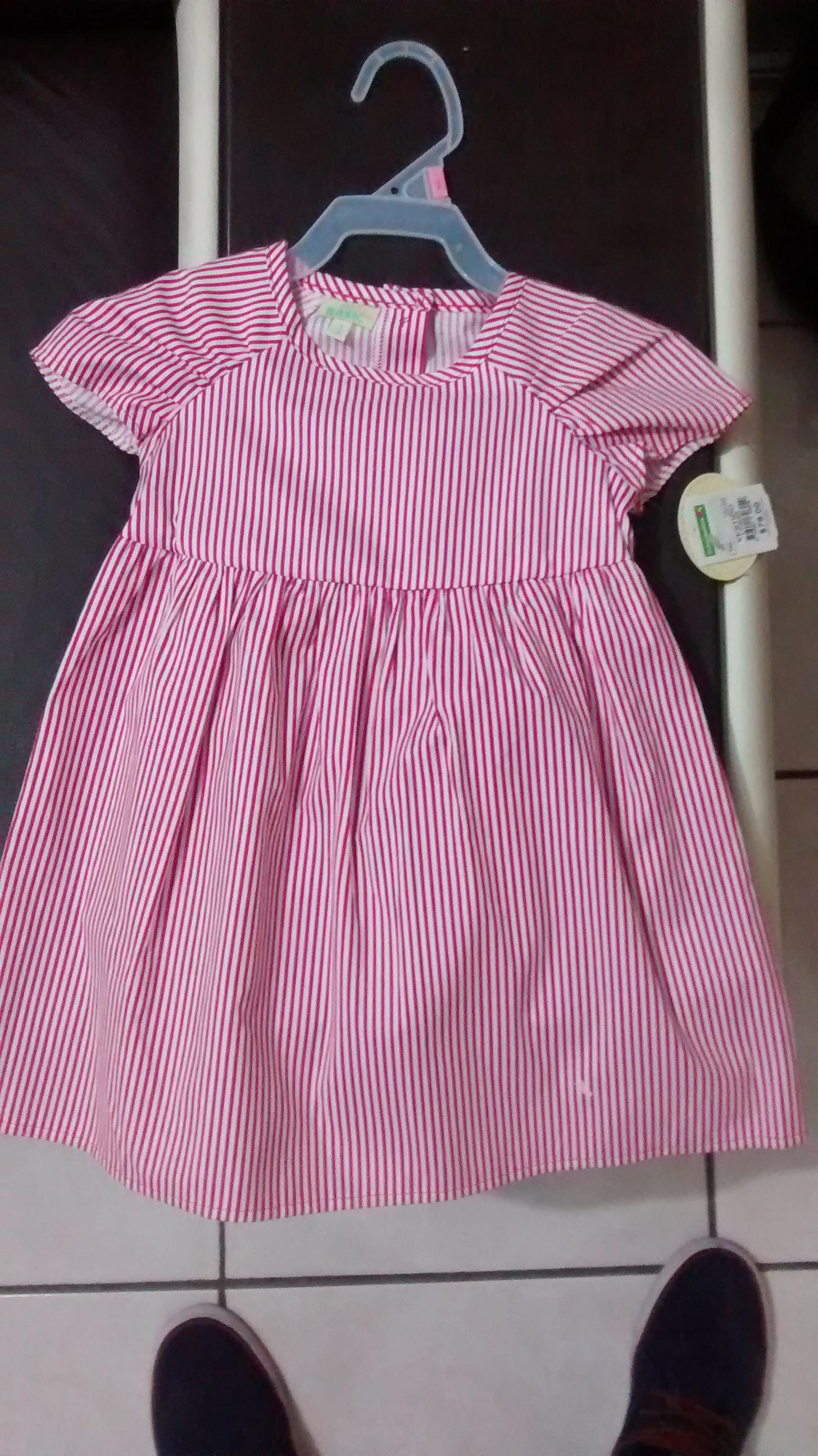 Bodega Aurrerá: Vestido bebé a $10.02 y con junto crazybaby $30.02