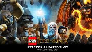 Humble Bundle: LEGO Lord of the Rings - Gratis