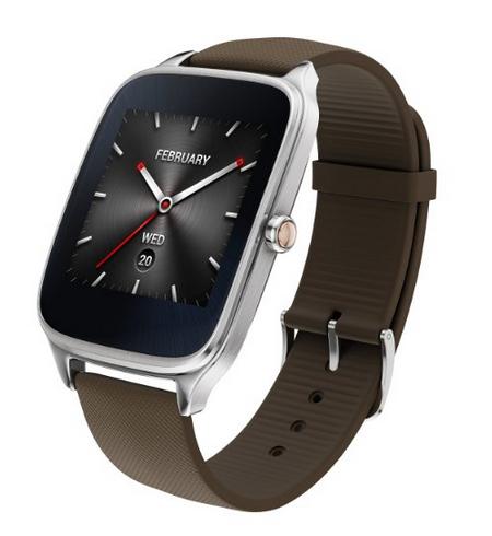 """Amazon: Asus Zenwatch 2  1.63"""" $129 USD"""