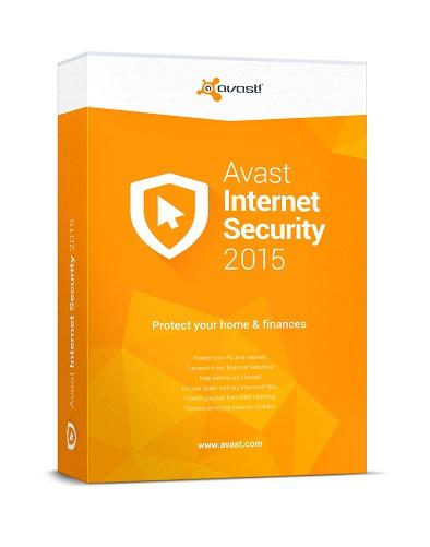 Avast Internet Security 2015 GRATIS