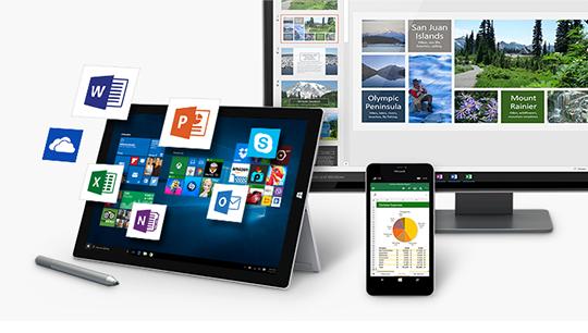 Office 2016: Actualización gratuita de Office 365 a Office 2016