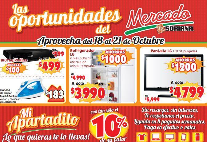 Mercado Soriana: reproductor blu-ray $499, tequila Jimador $99 y más
