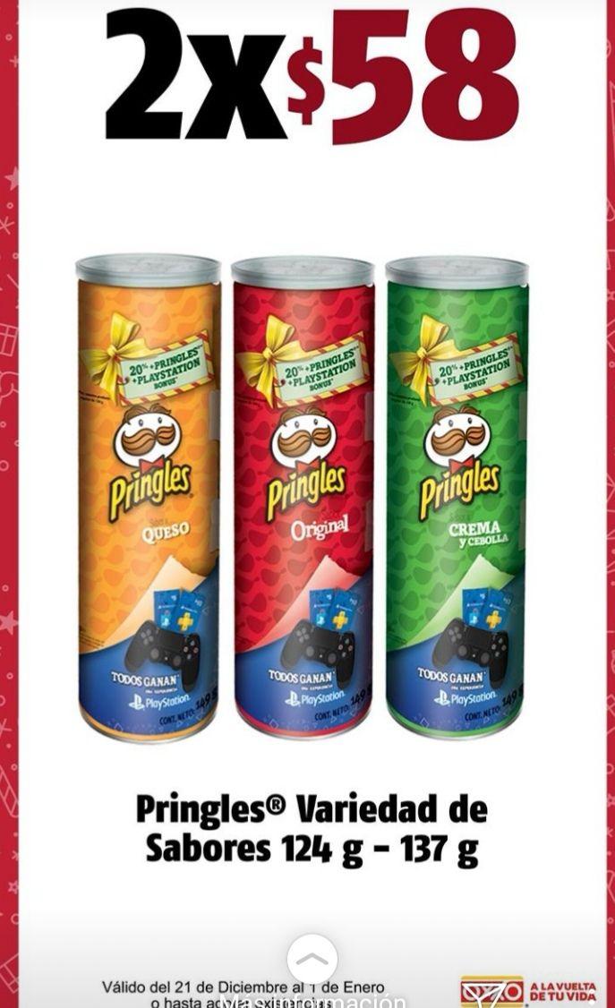 Oxxo Pringles