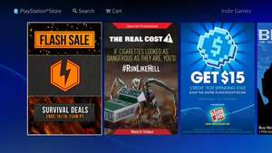 "PSN Store: Este fin de semana habrá Flash Sale ""Survival Deals"""