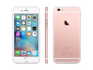 Liverpool: iPhone 6s 128GB Movistar $17,099