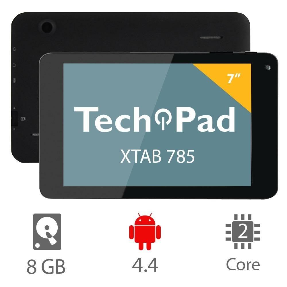Walmart Tablet Tech Pad Xtab 785, $549 con cupón