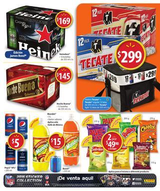 Folleto de ofertas en Walmart del 15 de octubre al 2 de noviembre