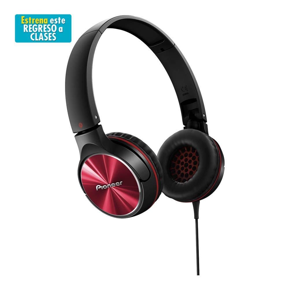 Walmart: Audifonos Diadema Pioneer SE-MJ532 y SE-MJ532