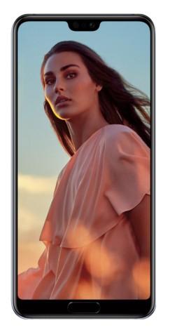 Telcel: Huawei P20 (rosa)