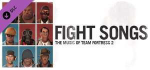 Steam DLC | Fight Songs: The Music Of Team Fortress 2