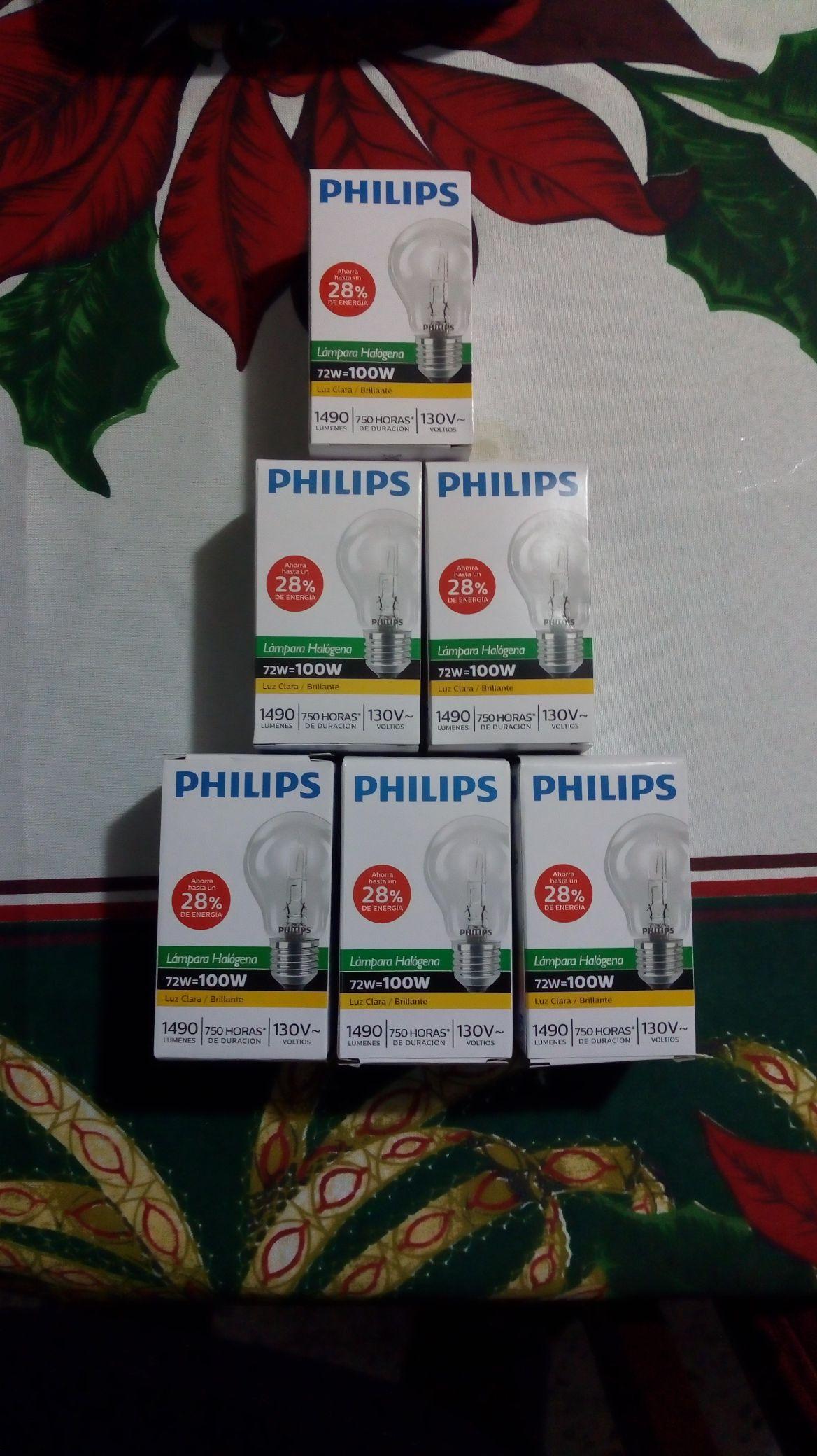 Walmart: Focos Philips
