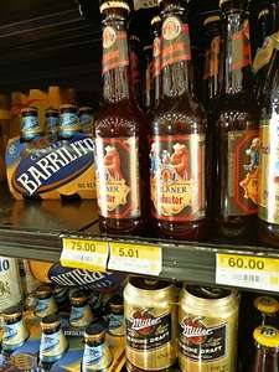 Walmart: Cerveza Paulaner Salvator $5.01 (consumo preferente mayo 2015)