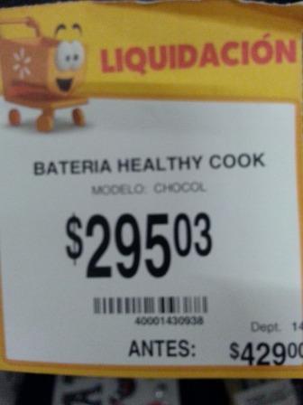 Varias ofertas .3 Walmart Jiutepec