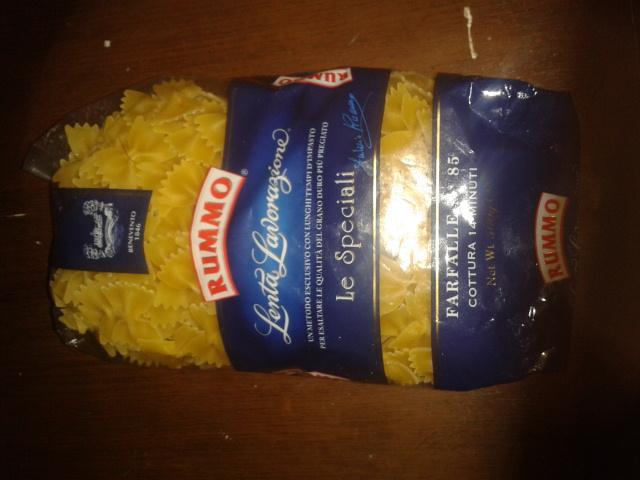 Superama: pasta italiana deliciosa 500g $10.01
