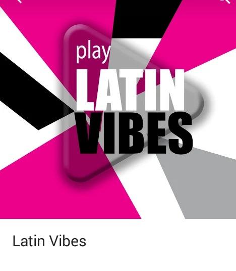 Google Play Store: disco Latin Vibes gratis