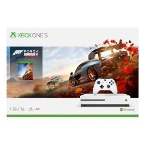 eBay: Consola Xbox One S 1TB + (Forza Horizon 4 ó Battlefield V)