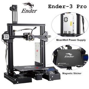 Impresora 3D Creality Ender 3 version PRO por Ebay