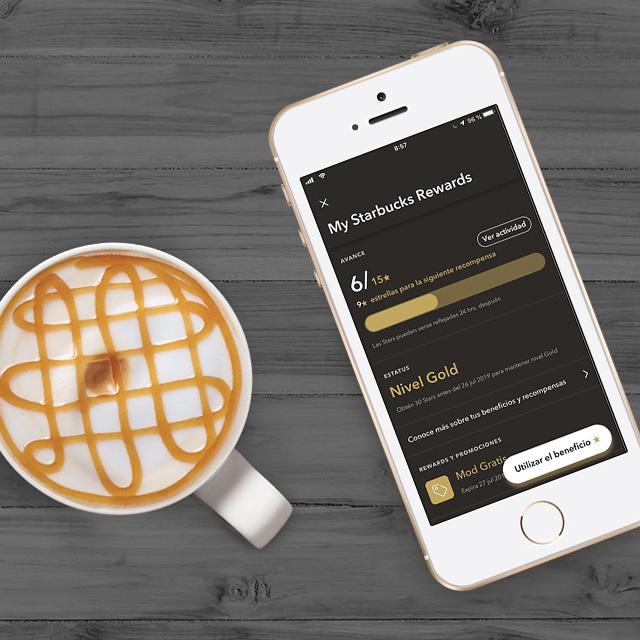 Visa Starbucks Rewards: recarga $150 y recibe bebida Gratis mas ascenso a nivel Green