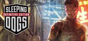 Steam: Sleeping Dogs: Definitive Edition a un 85% de descuento