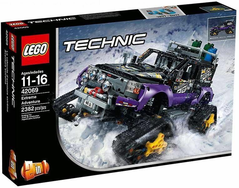 Juguetron: Lego EXTREME ADVENTUREModelo:42069