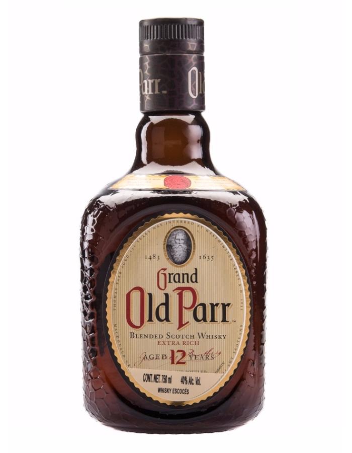 La Europea: Whisky Old Parr 12 Años - 750 ml