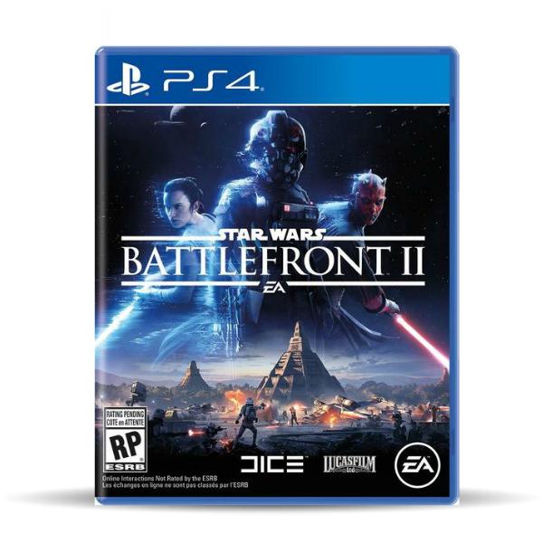 Gamers Star Wars Battlefront 2 ps4. Oferta solo online de gamer