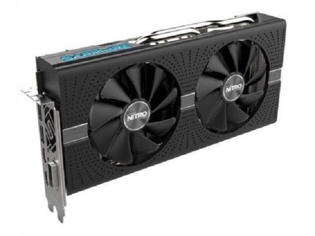 NewEgg Sapphire Rx 570 Nitro+ 4GB (Impuestos incluidos)