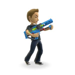 Arma Boomco, Sueter y camisa gratis para avatar xbox 360