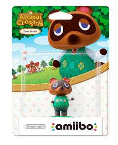 Game Planet: Amiibo Animal Crossing Tom Nook