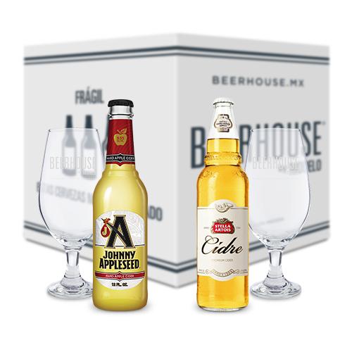 BEERHOUSE Cider Beerpack a $411.75 con cupón (regular $710)
