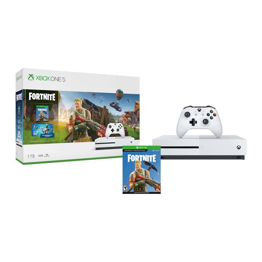 Sam's Club:  Xbox One S con Walmart Inbursa (3 versiones)