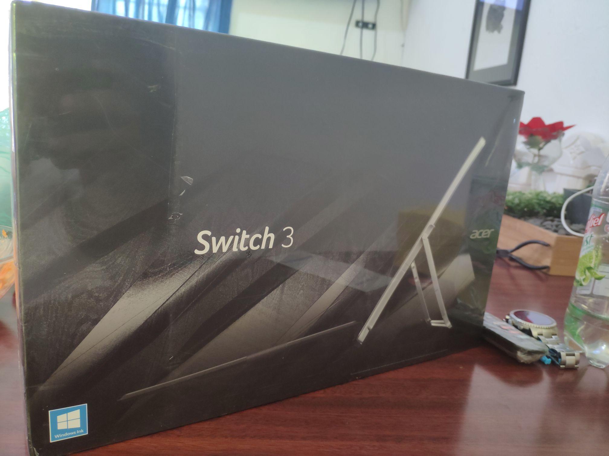 Walmart: Laptop 2 en 1 Acer switch 3 buenísima