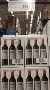 Sam's Club: Vino tinto Marques del Valle