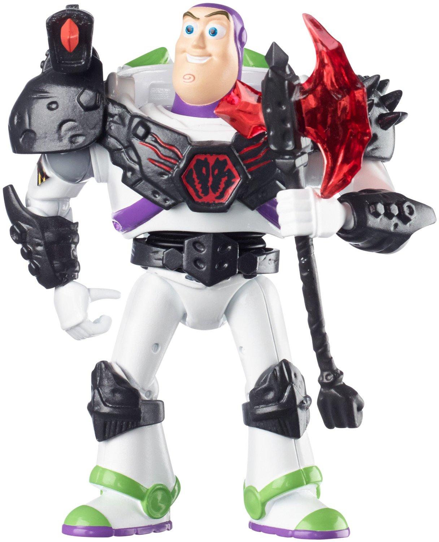 Amazon: figura That Time Forgot Battlesaurs Buzz Lightyear a $58