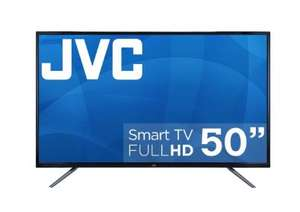 Sam's Club: Pantalla JVC 50 Pulgadas LED Full HD Smart TV