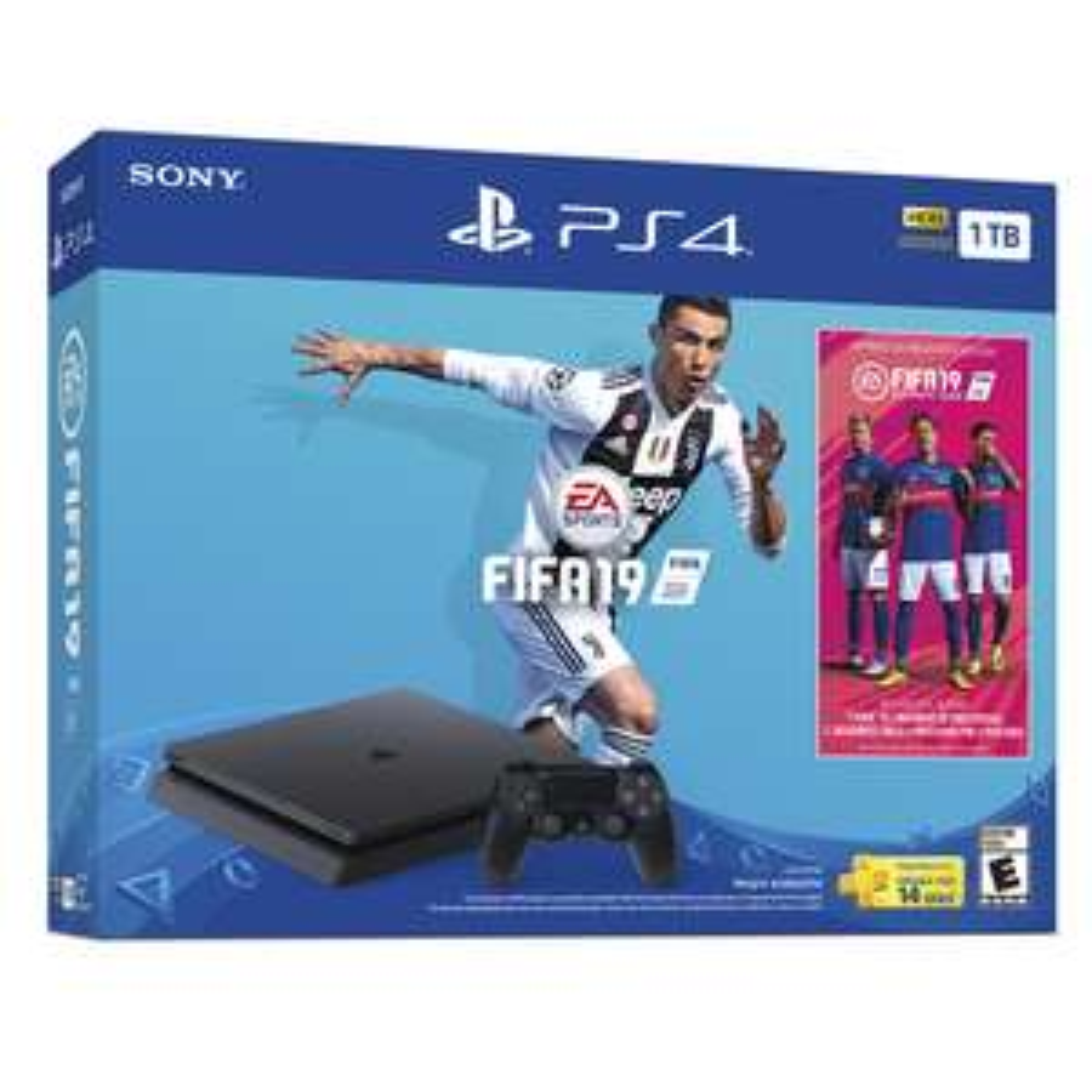 Best Buy: PS4 1TB FIFA 2019 BUNDLE